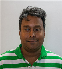 Ali Khan - Office Coordinator