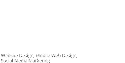 Mobile website design and social media marketing
